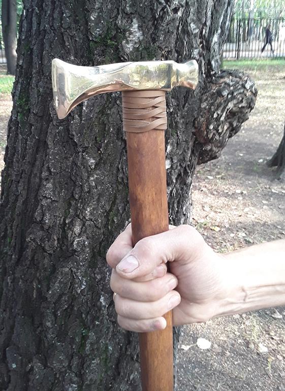 Скифский бронзовый топор 5
