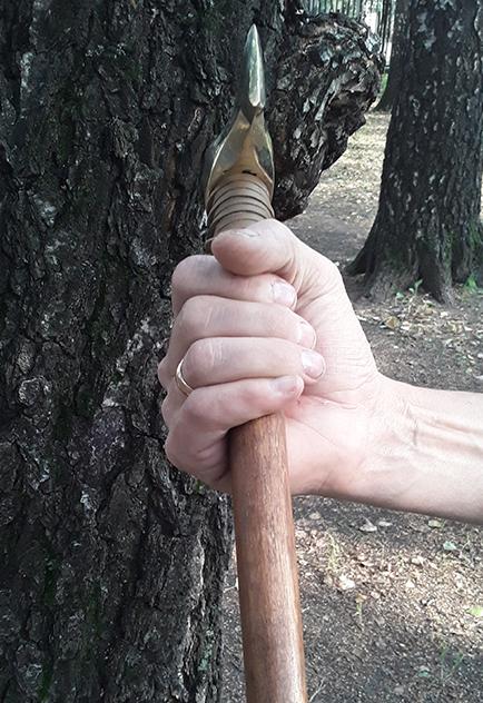 Скифский бронзовый топор 6