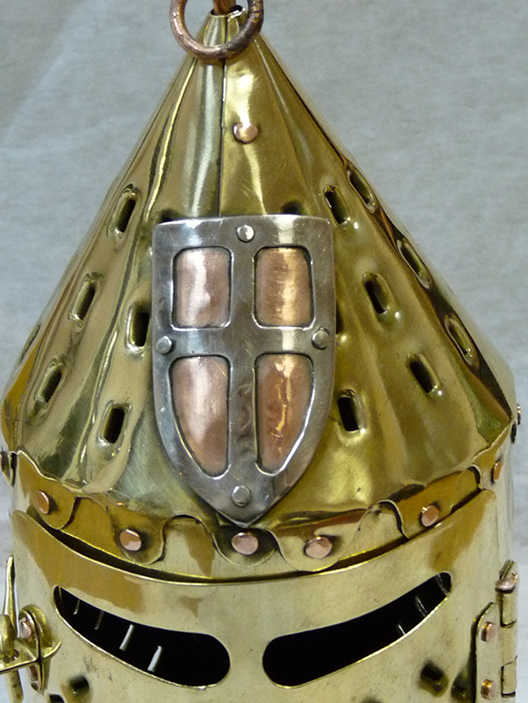Фонарик средневековый 6