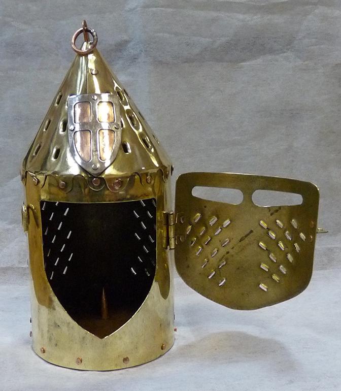 Фонарик средневековый 12