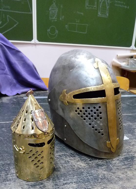 Фонарик средневековый 23