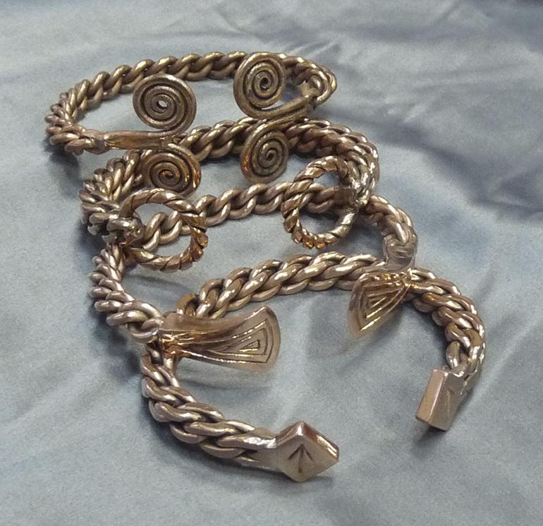 Витые браслеты 4