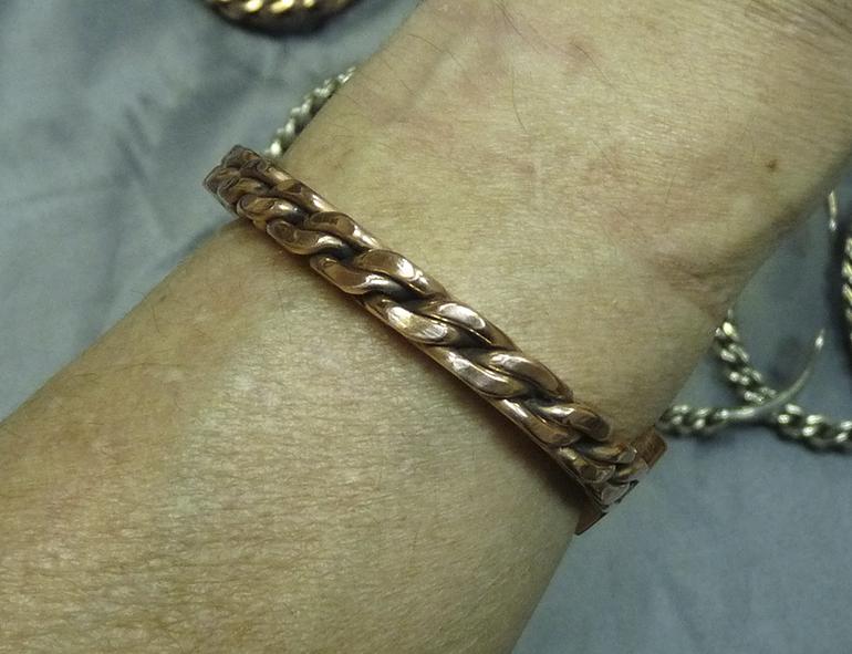 Витые браслеты 8