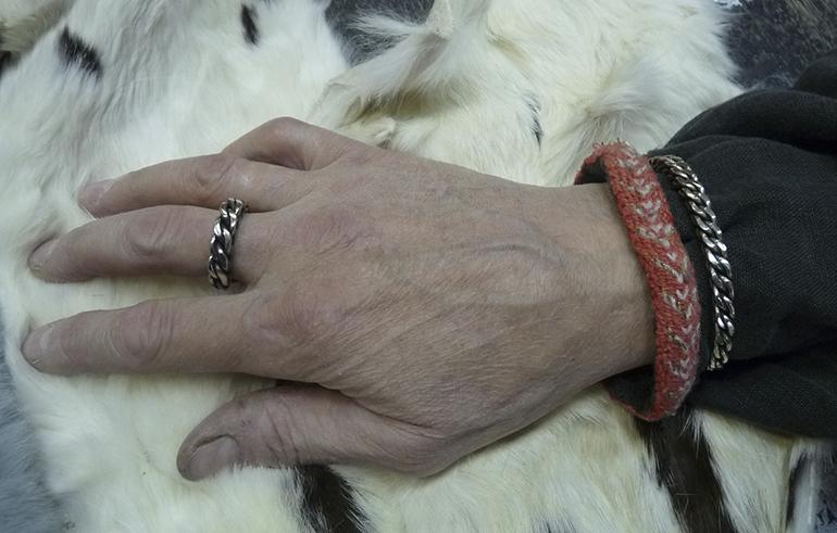 Рука викинга 1