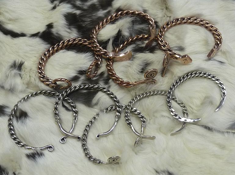 Витые браслеты 2