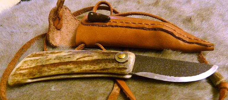 Архаичный складной нож _13