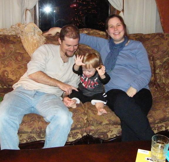 Nico and family