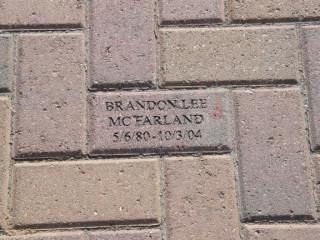 Brandon Lee McFarland