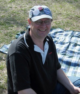 Bill at Picnic