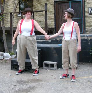 Twins reunited, 8/6/09