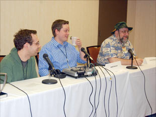 Podcasting 102 (photo by Ben Huset)
