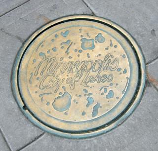 Manhole Cover A