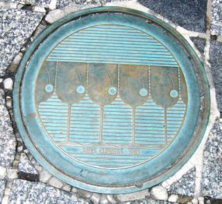 Manhole Cover F