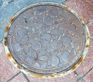 Manhole Cover O