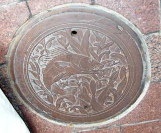Manhole Cover P