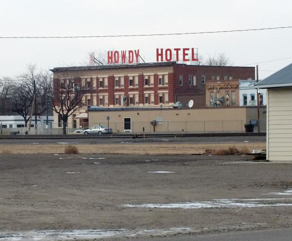 Howdy Hotel, 12/22/12