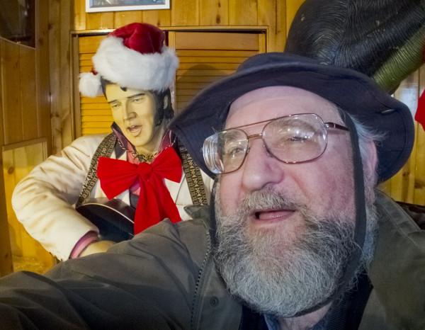 Dave and Elvis, Westside Bakery & Cafe 12/31/12
