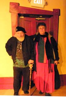 Richard Tatge and Sharon Kahn