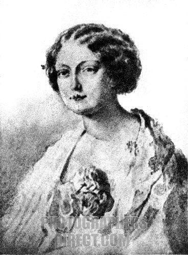 Marie von Mukhanoff Kalergis portrait