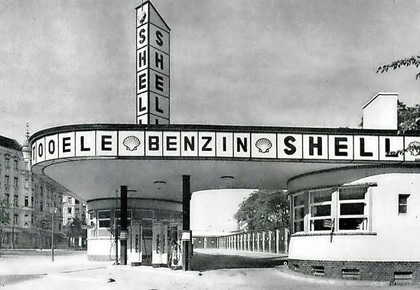 shell 1929 holtzendorff garage