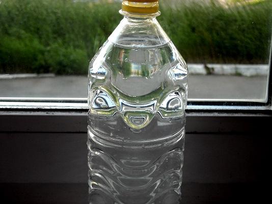 Призрак в бутылке
