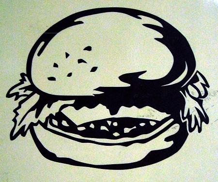 Чужехищбургер1