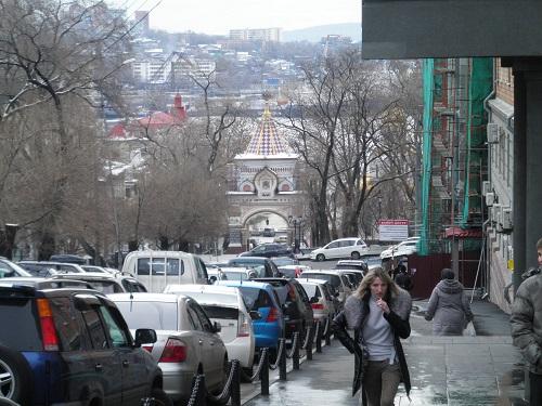 улица владика