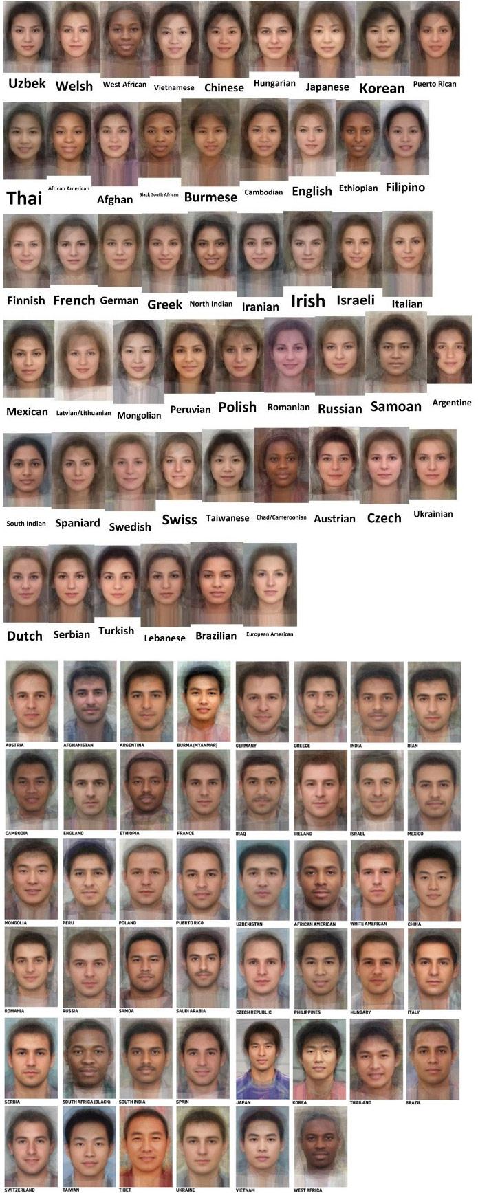 порно фото девочек разных национальностей