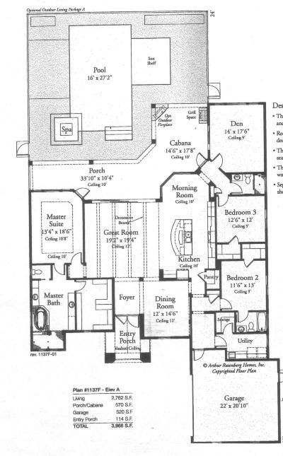 floor plan NC
