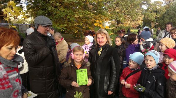 Конкурс «Adopt a Tree! - Возьмите дерево в свою семью!» уже в Петербурге.