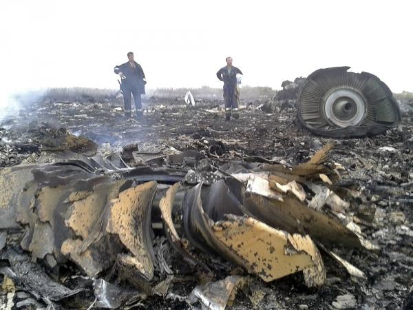 Малазийский лайнер стал жертвой украинской агрессии? 0002