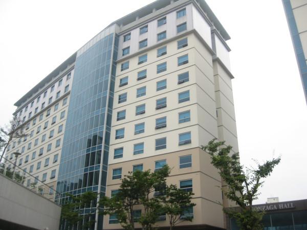 Общежитие Соганг университета