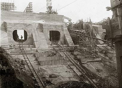 строительство машинного зала