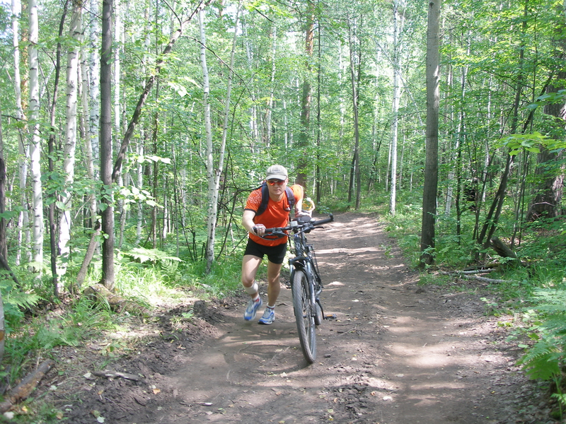 Завез бабу в лес фото 65-964