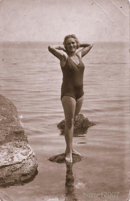 Одесса. 11 августа 1932 года.