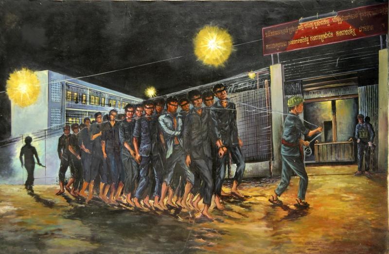 Специальная тюрьма s-21 - яплакалъ  картинки
