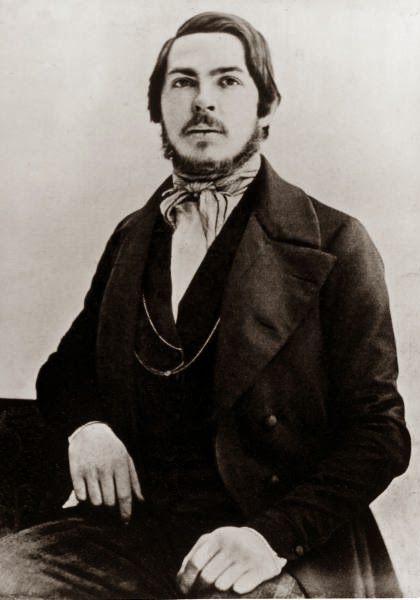 И Фридрих такой молодой...