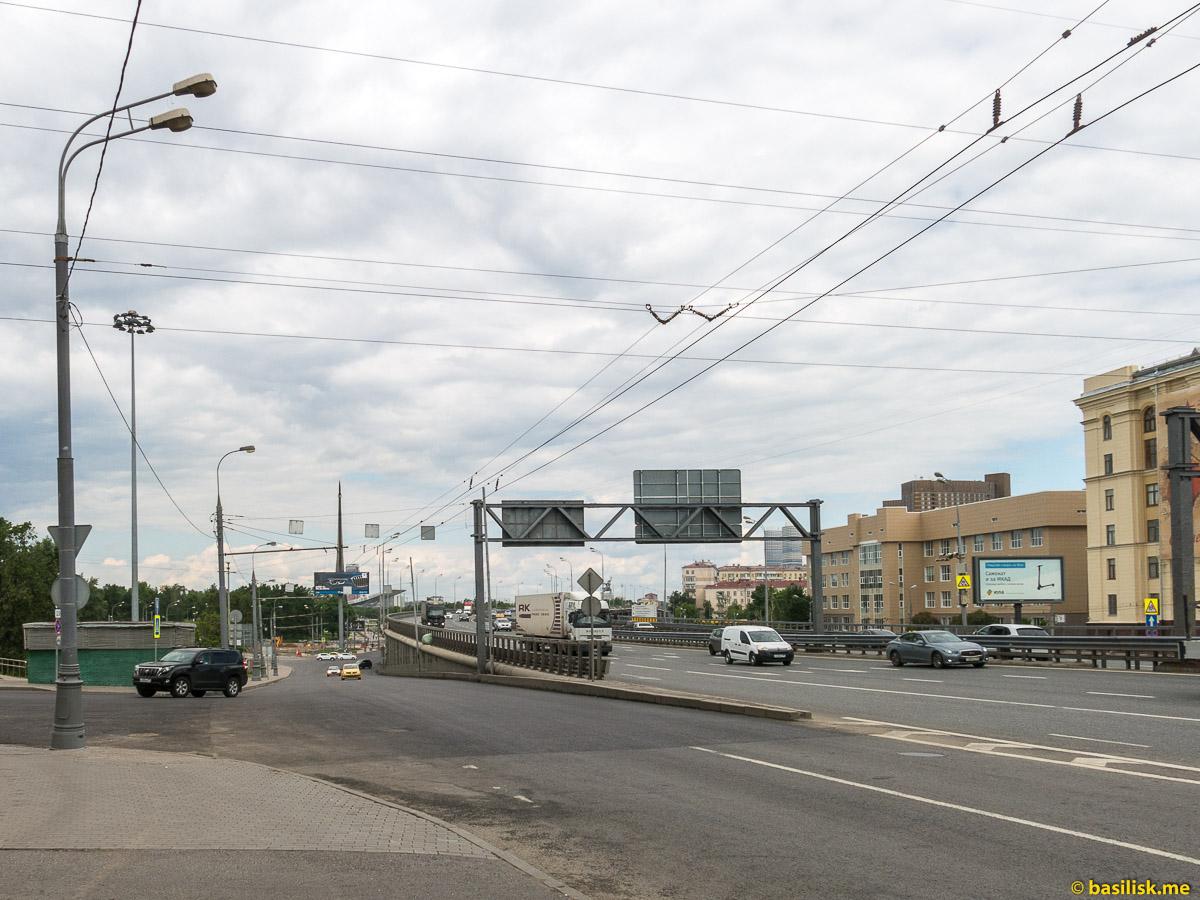 Проспект Мира. Москва. Май 2018