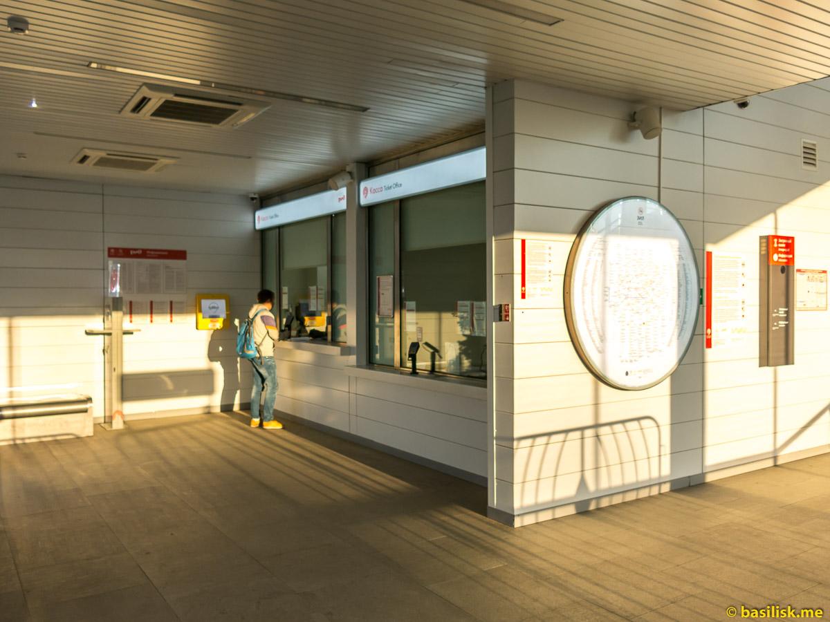 ЗИЛ. Второй Кожуховский проезд. Станция МЦК. Москва. Август 2018