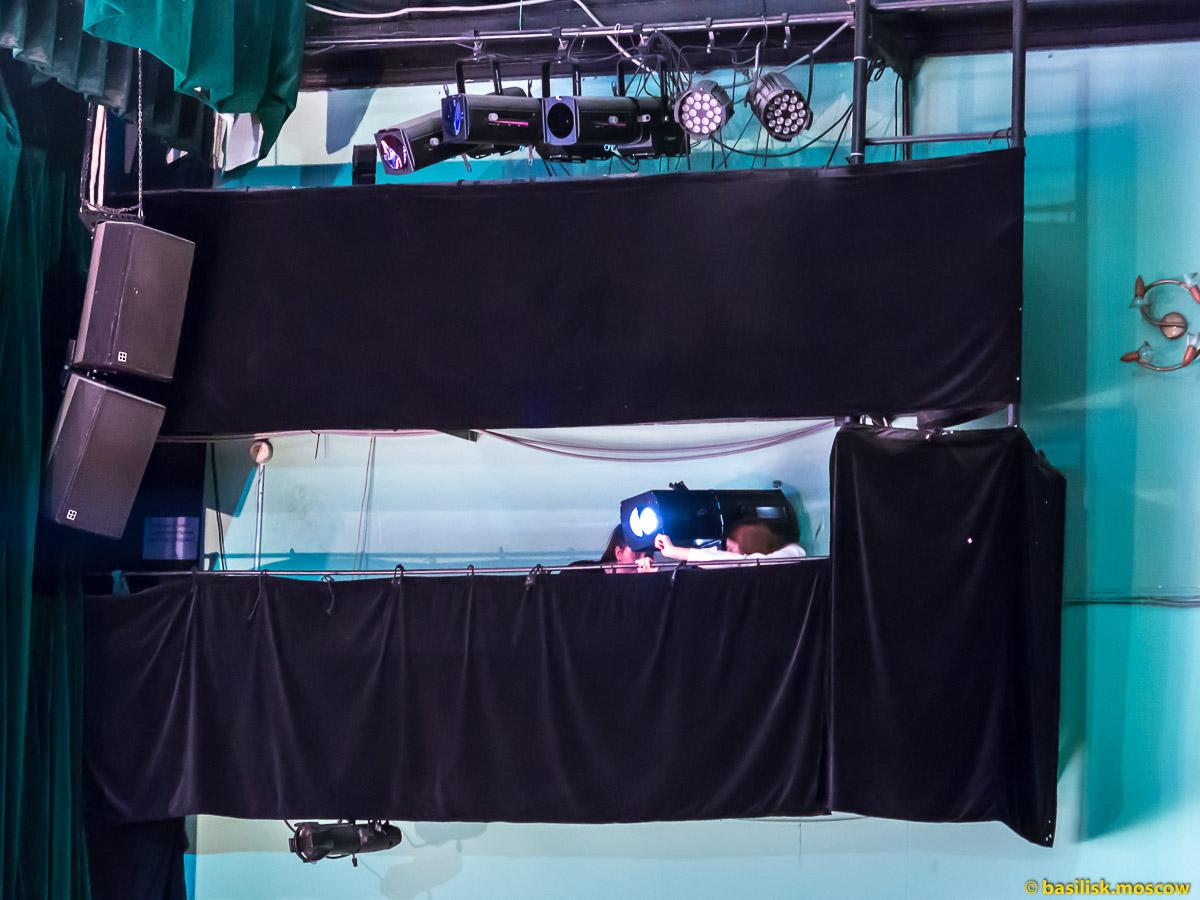 Московский молодёжный театр Вячеслава Спесивцева. Спектакль Хочу жениться по пьесе Фонвизина Недоросль. 10 февраля 2018