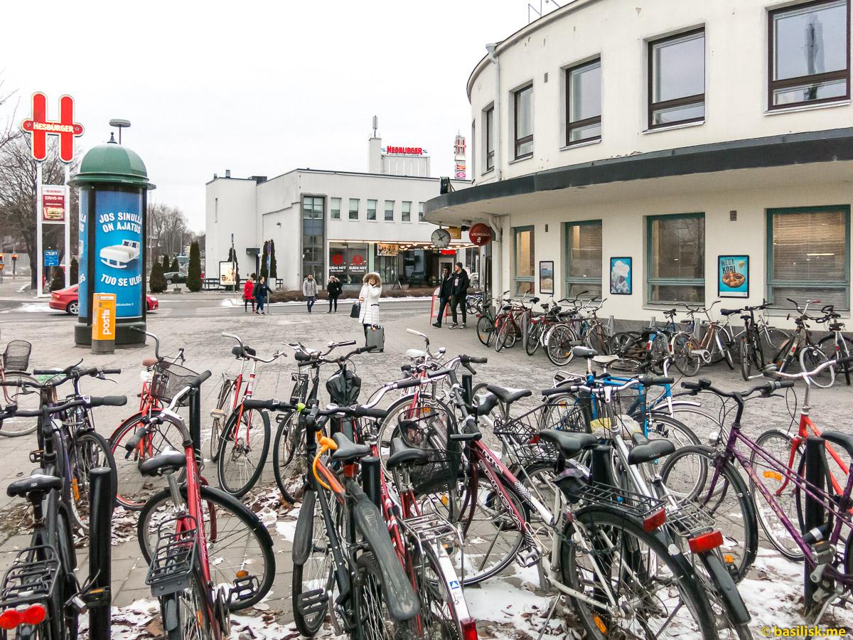 Linja-Autoasema Helsinki