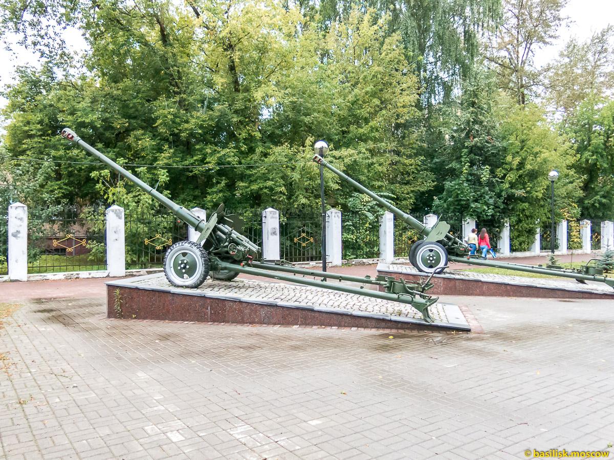 Октябрьский проспект. Люберцы. Август 2017