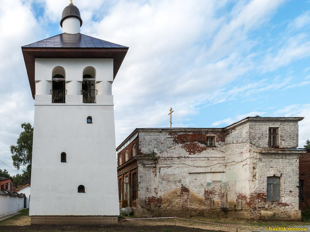 Церковь Державной иконы Богоматери. Кратово. Московская область. Август 2017
