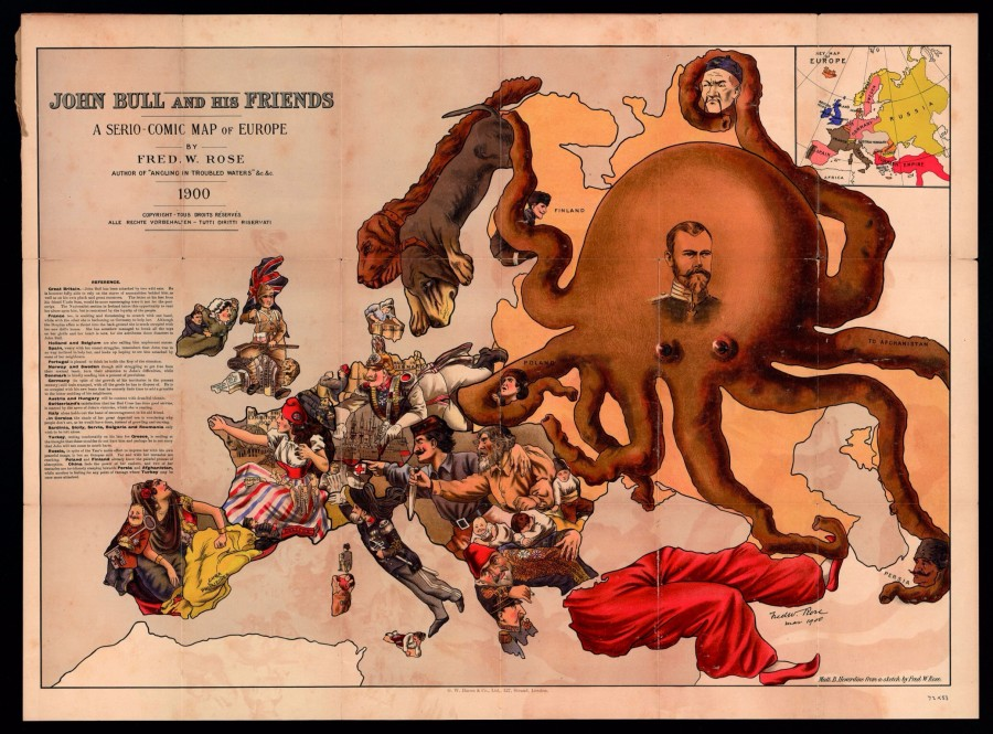 an analysis of the origins of russian people and the origins of russian empire