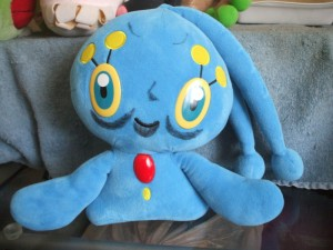 old manaphy frount