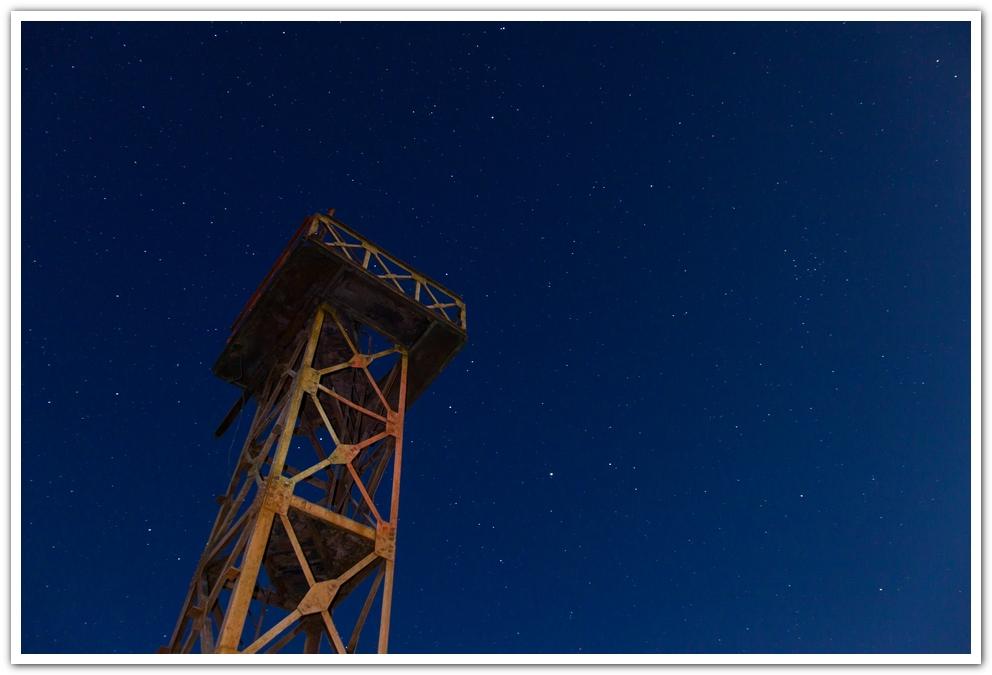 маяк на Алюмке