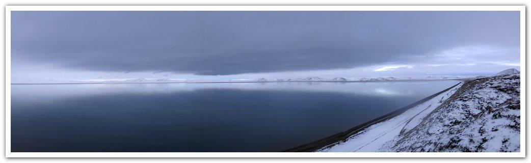Панорама-Озеро Эльгыгытгын