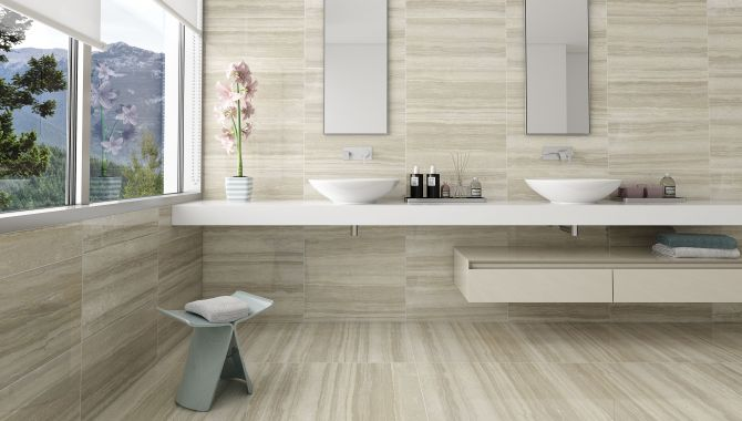 How To Select Exclusive Tiles For Your Bathroom