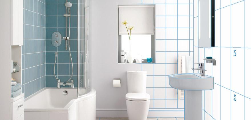 Bathroom Decore Tiles