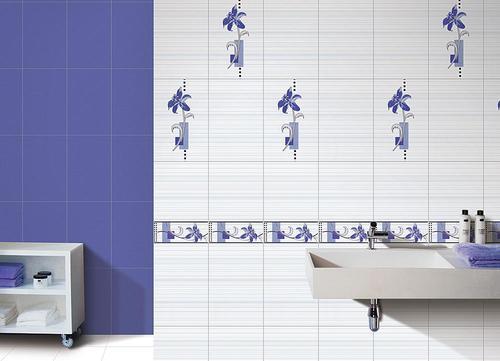 Selecting Bathroom Floor and Wall Tiles - Bathroom Decore Tiles
